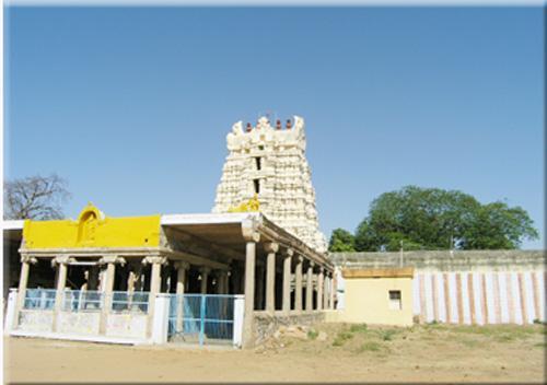 1. Krishnapuram temple