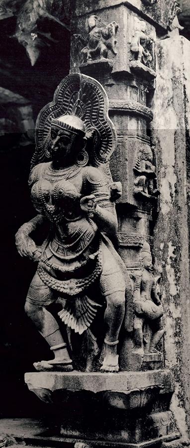 Dancing Maid Krishnapuram,