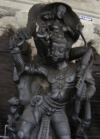 Krishnapuram koil