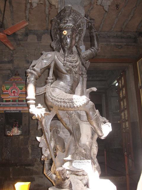 Nataraja in Nellayappar temple